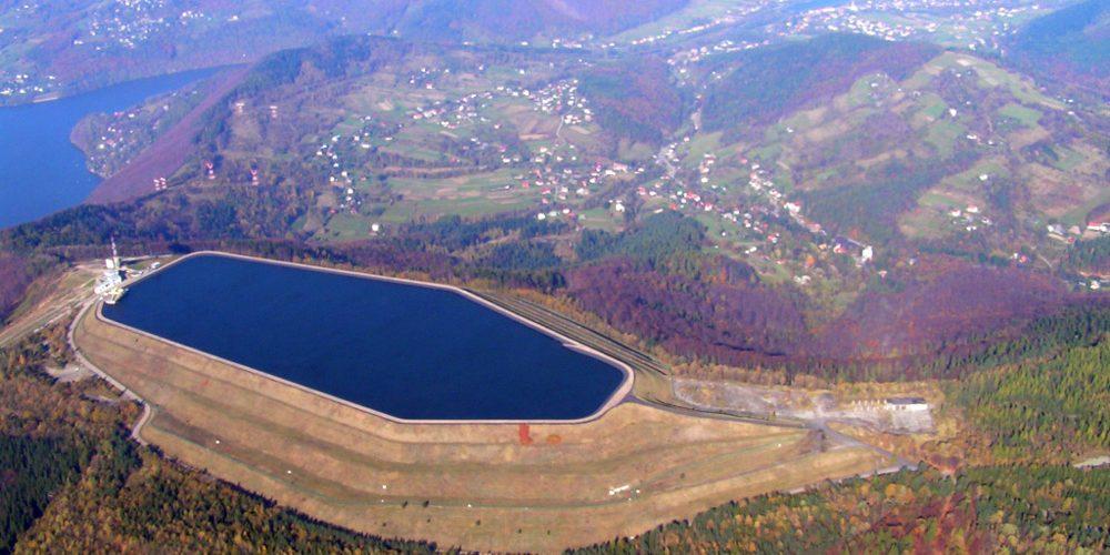 Prace serwisowe: naprawy i modernizacje powierzchni precyzyjnych w Elektrowni Wodnej Porąbka-Żar