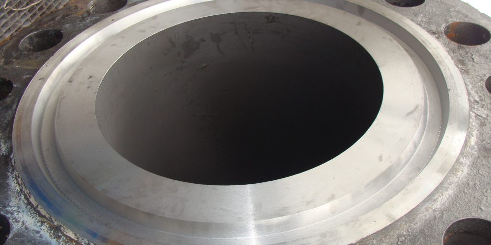 WWTECH Services led works in Chemical Plants- restoring of pads' tightness on the heat exchanger's flange connections and technological pipings