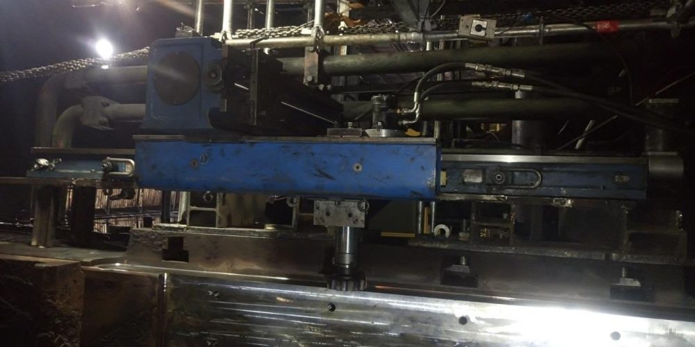 MACHINING OF MILL CAGE