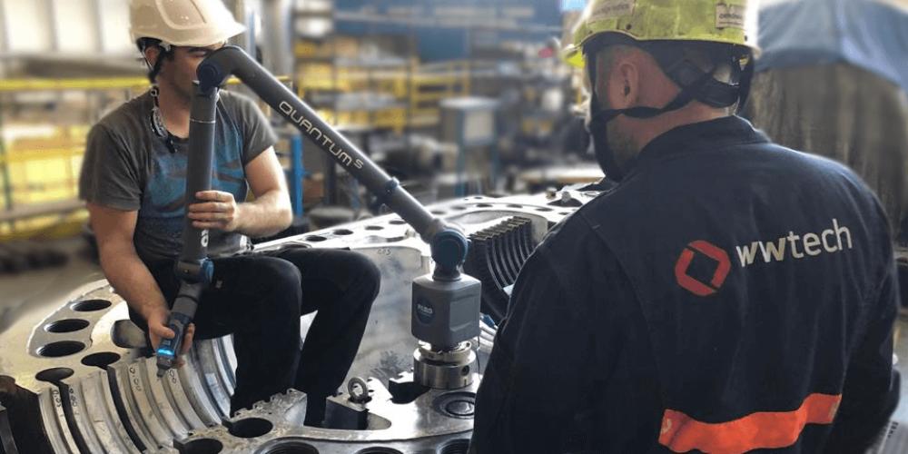 MEASUREMENT TECHNIQUE AND REVERSE ENGINEERING