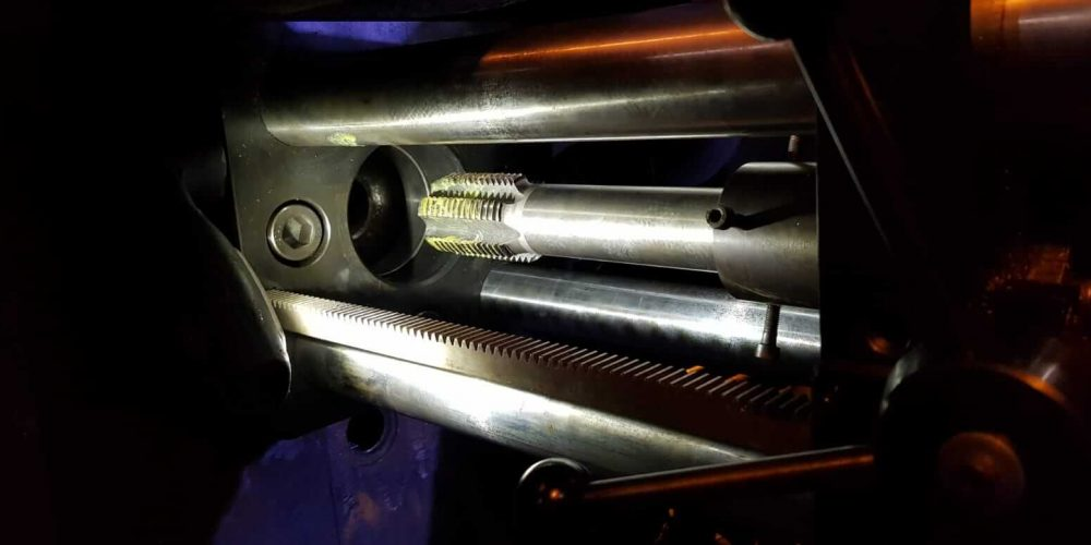 Repair of threaded holes