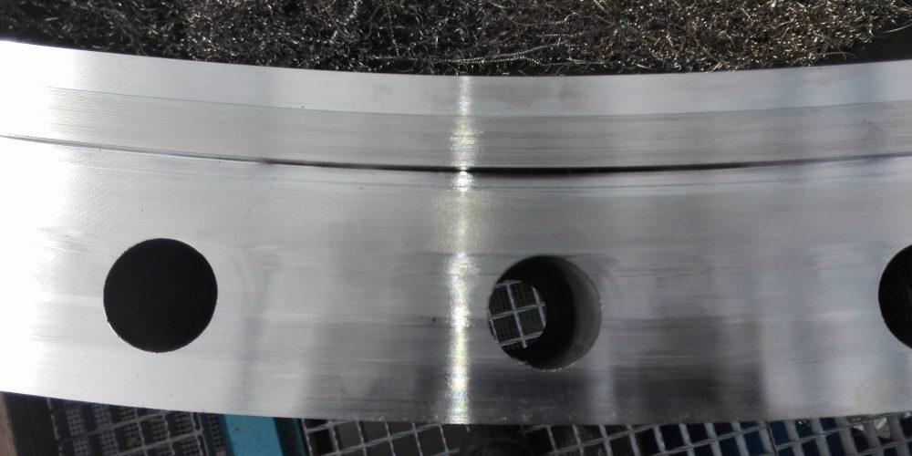 Modernizacja przylgi zbiornika w zakładach petrochemicznych Orlen Basell. Serwis przemysłowy – szybkie i bezpieczne przywrócenie szczelności