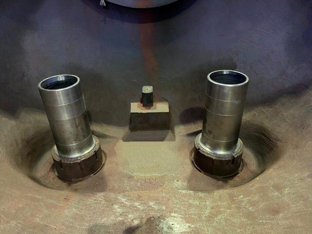 Regeneracja połączenia teleskopowego.