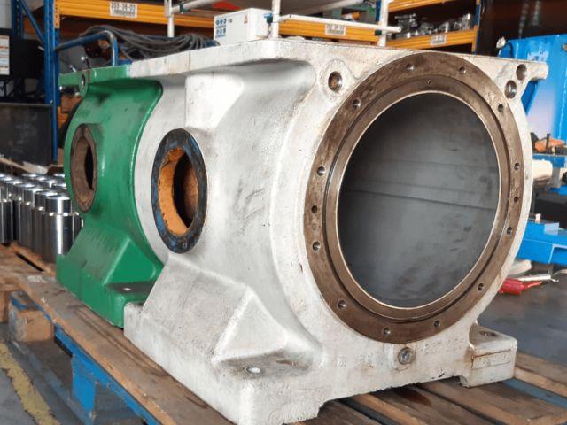 Regeneration of pump casings